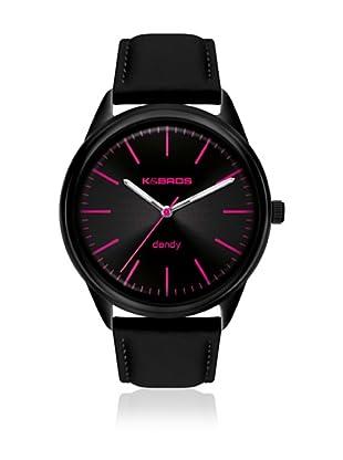 K&BROS Reloj 9486 (Negro)
