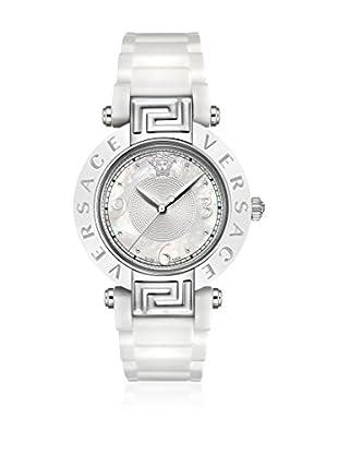 Versace Uhr mit schweizer Quarzuhrwerk Woman Reve Ceramica 35 mm