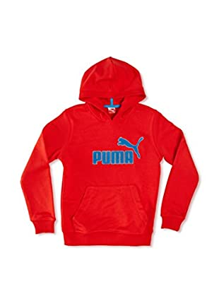 Puma Sudadera Sp Hooded Sweat (Rojo)