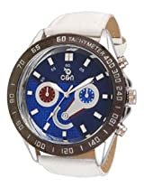 Chappin Nellson Analog Mens Watch - CN-07-G-Blue