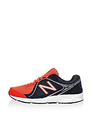 New Balance Sneaker NBM390BO2 rot/dunkelblau EU 42.5