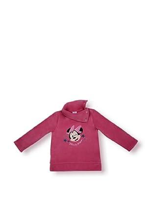 Disney Mädchen Langarmshirt (Rot)