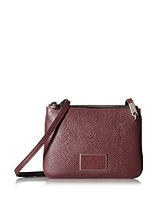 Marc by Marc Jacobs Women's Ligero Double Percy Crossbody, Cardamom Multi