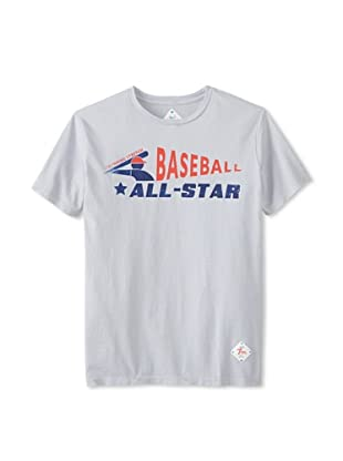 7th Inning Stretch Men's All Star T-Shirt (Vintage Grey)