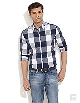 Window Pane Checkered Shirt