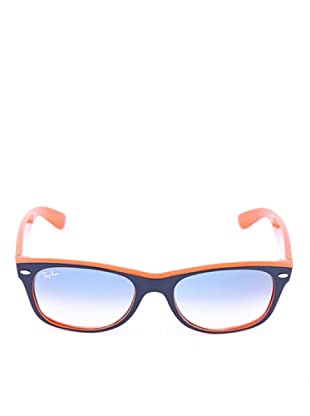 Ray Ban Sonnenbrille Wayfarer RB 2132 789/3F blau/orange 52