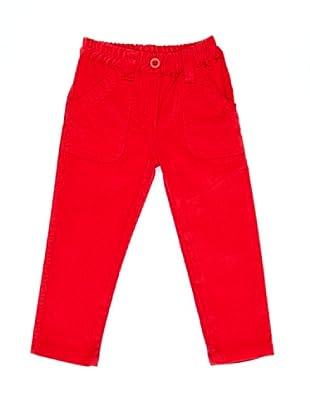Dudu Pantalón Paipay (rojo escarlata)