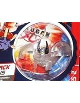 Bakugan booster pack - CLEAR Translucent Garganoid - Random G Power