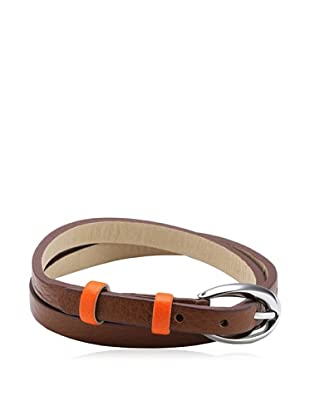 Esprit Braccialetto Esprit Steel Rio Caramel Brown Marrone