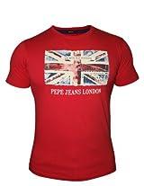 Pepe Jeans Men's Round Neck T-shirt