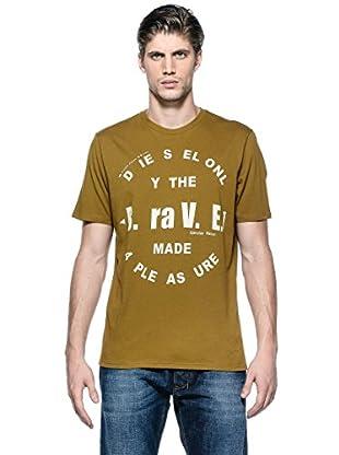 Diesel Camiseta T-Bayu-R (Verde)