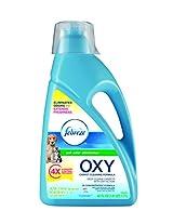 Febreze Pet Odor Eliminator Oxy Formula, 5959A, 60 ounces