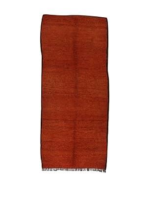 Design Community by Loomier Alfombra Berber Rojo 355 x 154 cm