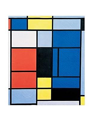 Artopweb Panel Decorativo Mondrian Tableau N 1