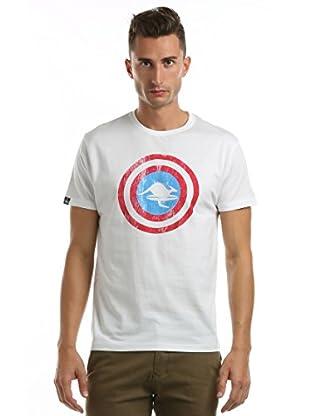 Hot Buttered Camiseta Manga Corta Iron Man