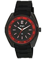 Maxima Ego Analog Multi-Color Dial Men's Watch - E-37332PAGB
