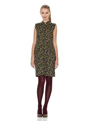 Tonalá Vestido Visón (Verde)