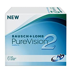 Purevision 2 Hd - Monthly Disposable Contact Lens