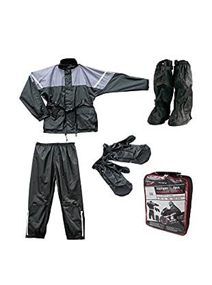 Roleff Racewear Regenjacke und Regenhose 4-Tlg.