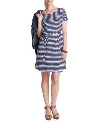ESPRIT Vestido Mary-Lou· (Azul)