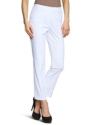 Frank Walder Pantalone Paula (Bianco)