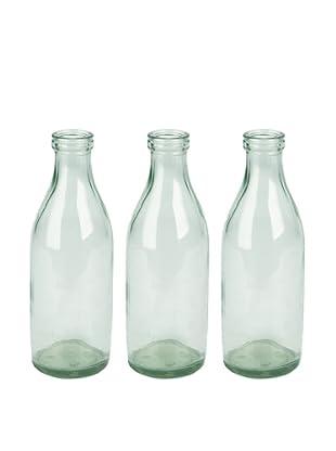 Europe2You Oil & Vinegar Yogurt Bottles