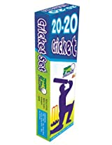 AdaraXx Ekta 20-20 Cricket set