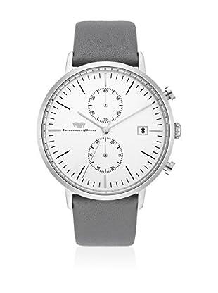 Rhodenwald & Söhne Reloj con movimiento cuarzo japonés  Gris 42 mm