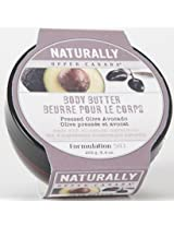 Upper Canada Naturally Pressed Olive Avocado Body Butters [Personal Care]