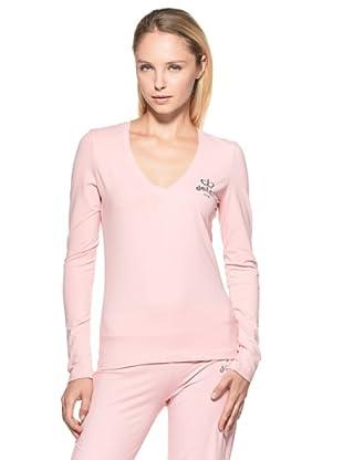 Datch Gym Camiseta Hayley (Rosa)