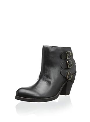 Schutz Women's Sher Ankle Bootie (Black)
