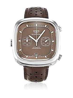 TAG Heuer Uhr mit schweizer Automatikuhrwerk Man Silverstone 44.0 mm
