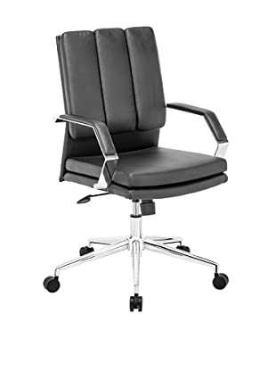 Zuo Director Pro Office Chair, Black