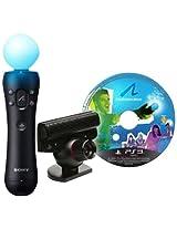 PlayStation Move Starter Pack (PS3) (Black)