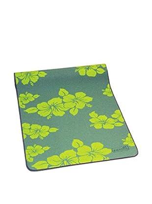 Sissel Tappetino Yoga Flower Verde