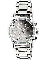DKNY Analog Silver Dial Women's Watch - NY8860I