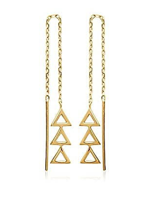 BALI Jewelry Orecchini metallo placcato oro 18 kt