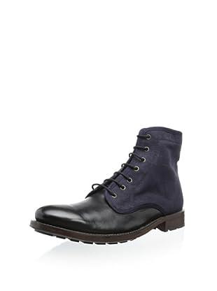 Ted Baker Men's Murrt Boot (Blue Canvas)