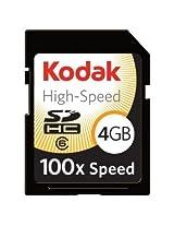 4GB Kodak Hs 100X-SDHC