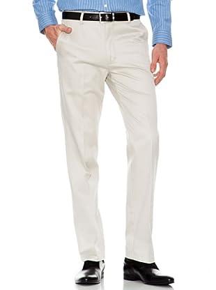 Dockers Pantalón Recto de Vestir (gris)