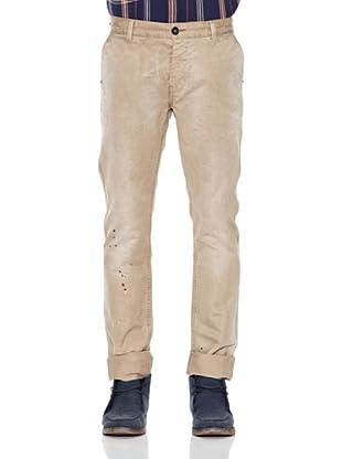 Pepe Jeans London Pantalón Outeridge (Beige)