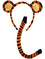 elope Disney's Winnie the Pooh Tigger Ears & Tail Set