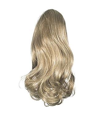 Love Hair Extensions Kunsthaar-Pferdeschwanz Percilla mit Krokodilklemme, 40,5cm, 10 Medium Ash Brown