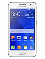 Samsung Galaxy Core 2 (White), 4GB