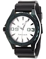 Fastrack Analog White Dial Men's Watch - NE9462AP01J