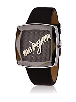 Morgan de Toi Orologio al Quarzo Woman M1008B Nero 40 mm