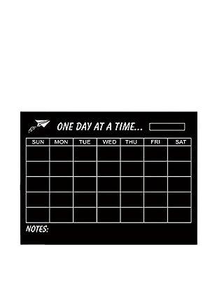 LO+DEMODA Selbstklebende Tafel Calendar