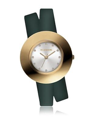 K&Bros  Reloj 9187 (Verde)