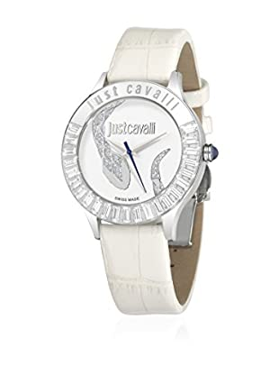 Just Cavalli Quarzuhr Woman Luminal weiß 39 mm