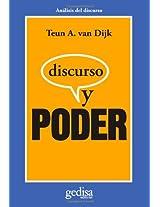 Discurso y poder / Discourse and Power: Constribucion a los estudios criticos del discurso / Constribution to Critical Discourse Studies